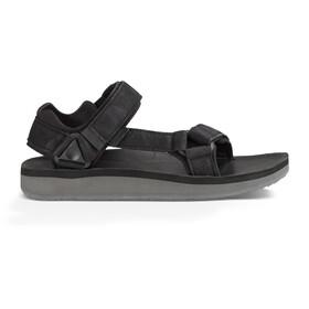Teva M's Original Universal Premier Leather Sandals Black